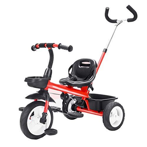 YETC Dreiräder Dreirad 2 In 1 Kinder Dreiräder Für 2 Jahre Jungen Mädchen Dreirad Kinder Trike Kleinkind...
