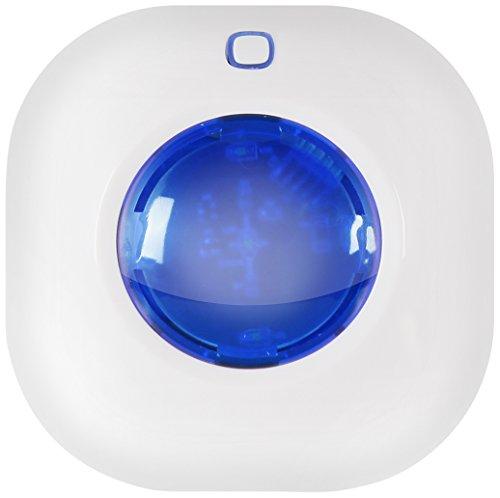 Eminent EM8676 drahtlose Sirene für Alarmsystem EM8610