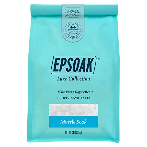 Muscle Soak Bath Salts 2 lb. Luxury Bag