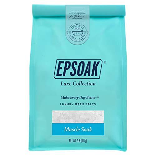 Muscle Soak Bath Salts 2 lb. Luxury Bag - San Francisco Salt Company