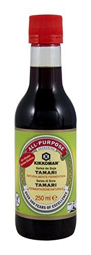 Kikkoman Kikkoman sauce soja sans gluten - La brique de 250ml