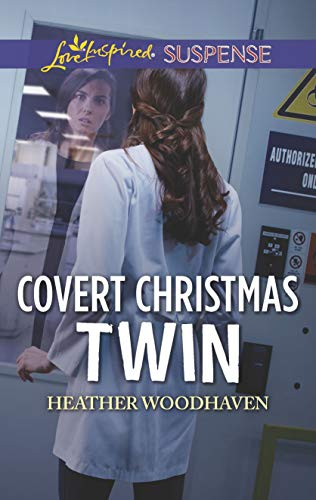 Covert Christmas Twin: Faith in the Face of Crime (Twins Separated at Birth)