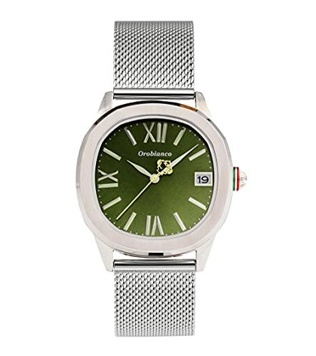 [オロビアンコ] 腕時計 オッタンゴラ OTTANGORA OR0078-S11 メンズ シルバー