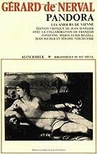 Pandora; Les Amours De Vienne