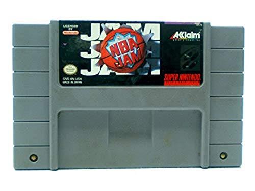 NBA Jam - Super Nintendo - PAL