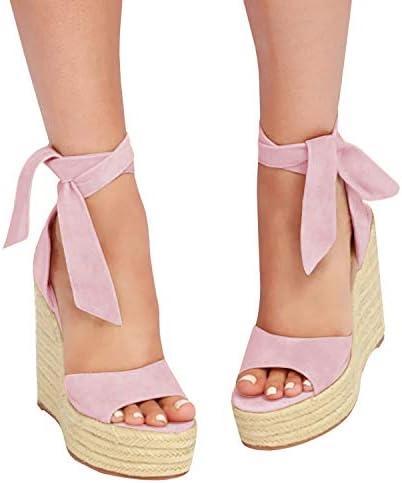 Colorful wedge heels _image2