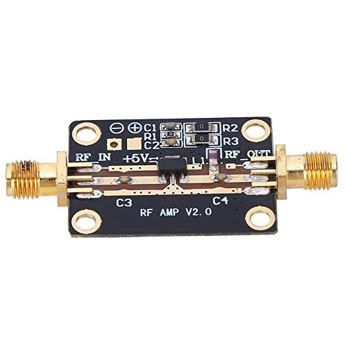 Amplificador RF Eléctrico Receptor de Control del Amplificador de Señal Receptor 5V DC Módulo Amplificador de Audio Un Circuito Impreso