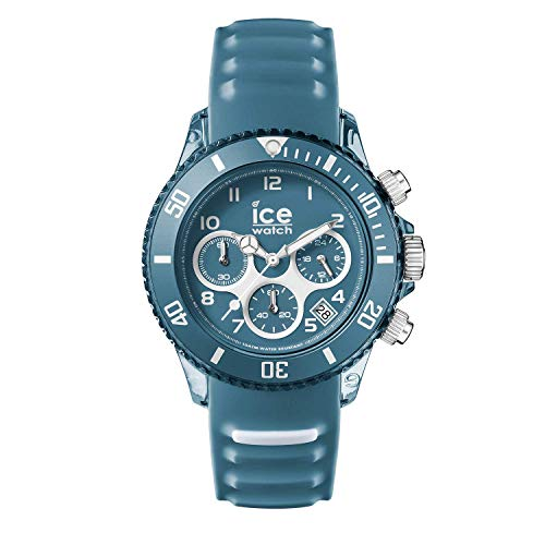Ice-Watch - ICE aqua Bluestone - Montre bleue pour homme avec bracelet en...