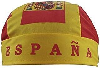 Eurowebb gorro pañuelo y Bandana bandera español – Aficionado España: Amazon.es: Electrónica