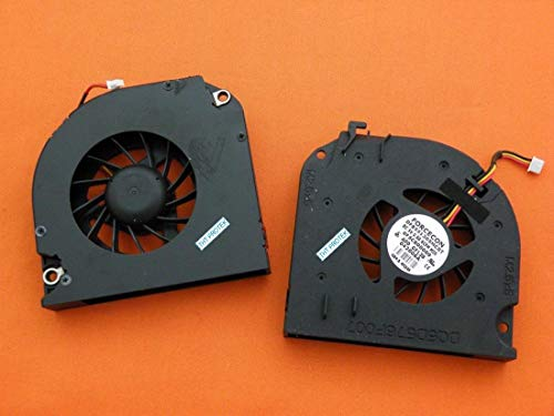 Kompatibel für Dell Precision M65 M4300 M6300 Latitude D820 D531 Lüfter Kühler Fan Cooler