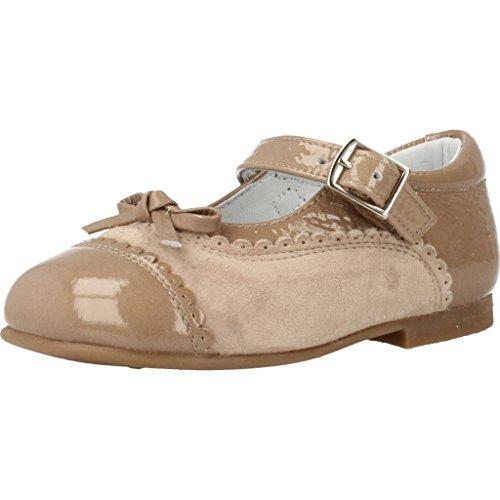Landos Zapatos Cordones 30Z142 para Niñas Hueso 18 EU