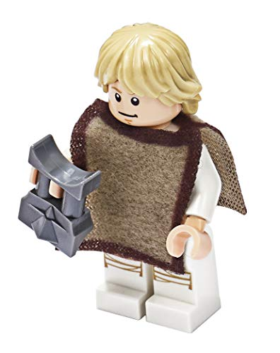 LEGO - Minifigs - Star Wars - sw1086 - Luke Skywalker (75271).