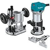 Best Plunge Routers - Makita RT0701CX7 1-1/4 HP Compact Router Kit Review