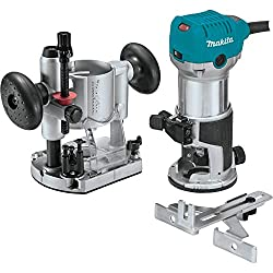 Makita compact woodworking router easy to use