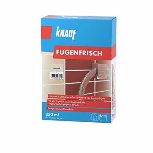 Knauf Fugen-Frisch zur Farb-Auffrischung alter Fugen – Spezialanstrich zum Auffrischen oder...