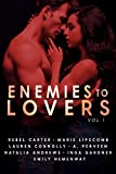 Enemies To Lovers : A Steamy Romance Anthology Vol 1 (Romancing The Tropes)