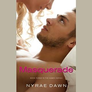 Masquerade audiobook cover art