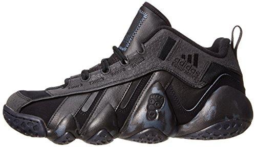adidas Originals Men's EQT Key Fashion Sneaker, Core Black/Black ...