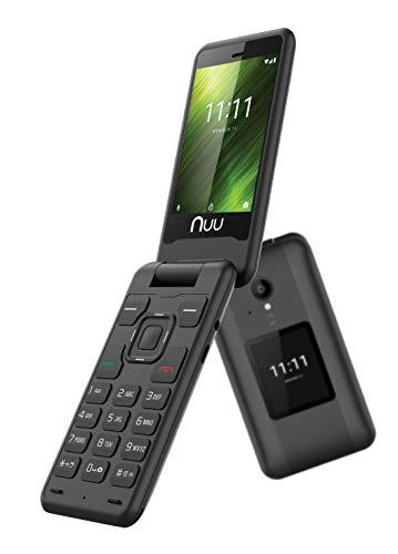 NUU Mobile F4L LTE Flip Phone (Verizon Certified)