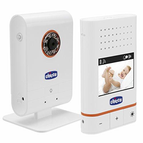 Chicco Essential Digital - Baby monitor de video con visión nocturna