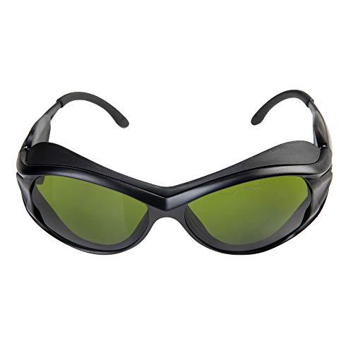 CE 1064nm - Gafas de Seguridad láser de Fibra óptica para YAG DPSS Estilo A