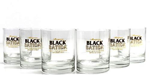 Batida de coco Original-Glasgläser 6 Gläser