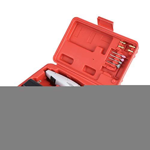 Jadpes DIY slijpen polijsten gravure pen met hoes mini handige boormachine set tool kit handgereedschap accessoires