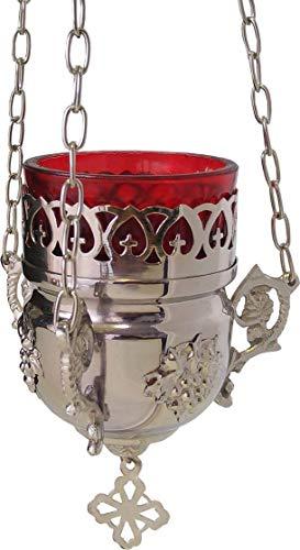 Lampada a sospensione Santissimo (argento)