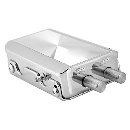 Cerradura de Seguridad inalámbrica, Iniciativa de diseño de Arco Que bloquea la Caja de la batería antioxidante Fácil de Instalar Cerradura de Control Remoto, Modo de Control de Ahorro de