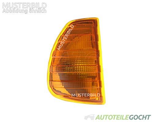 HELLA 9EL 133 720-011 Feu clignotant - Illumination - blanc - droite - für u.a. VW Passat Variant (3A5, 35I)