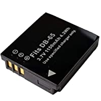 【JC】≪ リコー RICOH ≫ DB-65 互換 バッテリー
