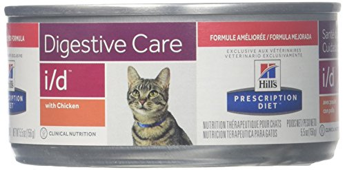 Hill's | Prescription Diet i/d Feline Feingehackt mit Huhn | 24 x 156 g
