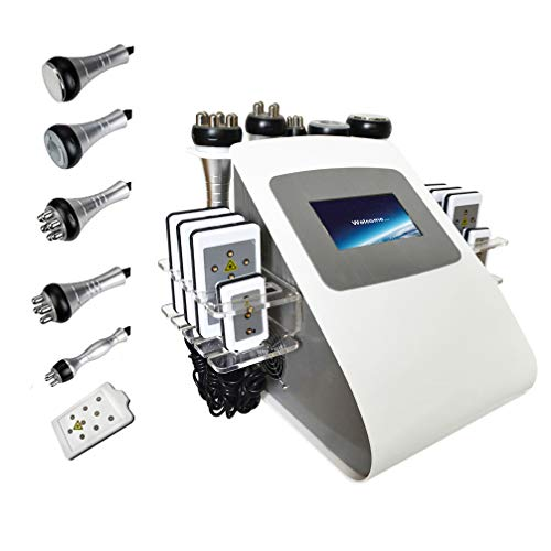 2020 Slimming Cavitation Massager 6 in 1 Fat Loss Ultrasonic Cavitation for Body Sculpting Liposuction Machine