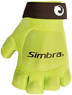 Sponsored Ad - Simbra Hard Hockey Gloves - Best Street Hockey Gloves for Professional Hockey Players - Genuine Neoprene Ma...