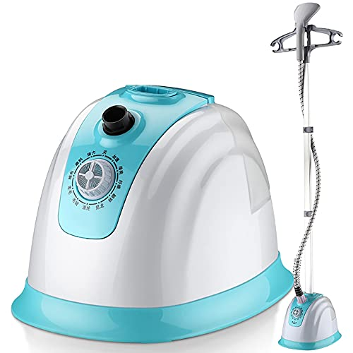 SMYONGPINGSmall hand-held steam ironing machine Lightweight Vertical Garment Steamer 1950W Clothes Steamer for Commercial & Home, 38S Quick Wrinkle Removal with 1.3L Water Tank Multifunctional portabl