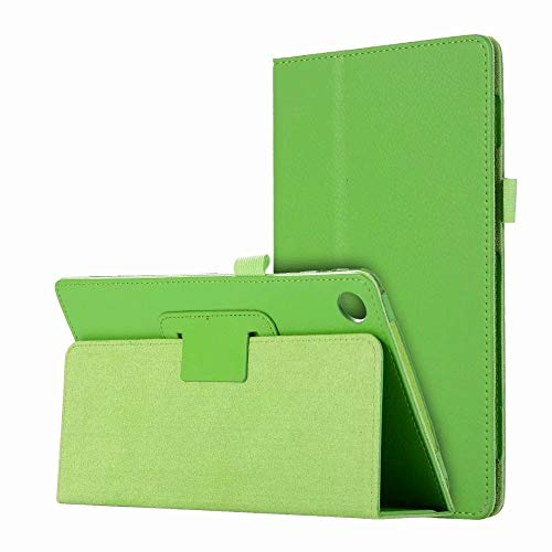 GHC PAD Cases & Covers For Samsung Galaxy Tab S5e 10.5 SM-T720 T725, Litchi PU Leather Flip Case Stand Tablet Cover For Samsung T720 T725 (Color : Green)