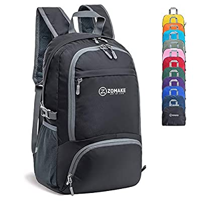 Lightweight Backpack Water Resistant Small Travel Backpack Foldable Camping Outdoor Bag