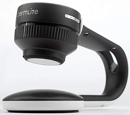3Gen Dermlite Foto X with Nailio Digital Portable Dermascope Microscope