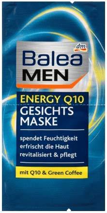 Balea MEN Maske Energy Q10, 1 x 16 ml