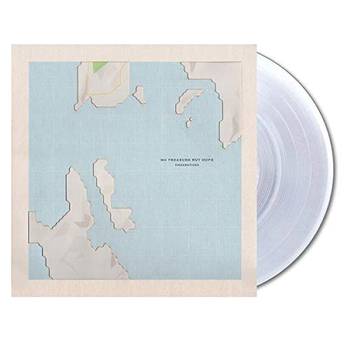 No Treasure But Hope (Limited Edition Crystal Clear Vinyl)