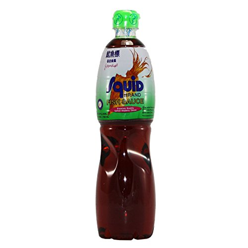 Squid Salsa De Pescado 700 ml