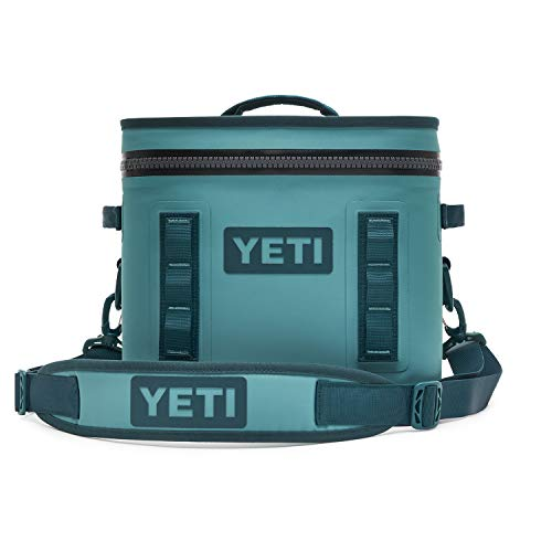YETI Hopper Flip 12 Portable Cooler, River Green