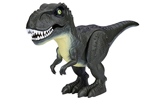 Robo Alive - Attacking T-Rex Battery-Powered Robotic Toy (Assorted Color)