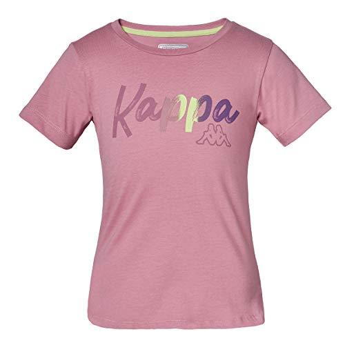 Kappa QUISSA Camiseta, Rosa, 4Y para Niñas