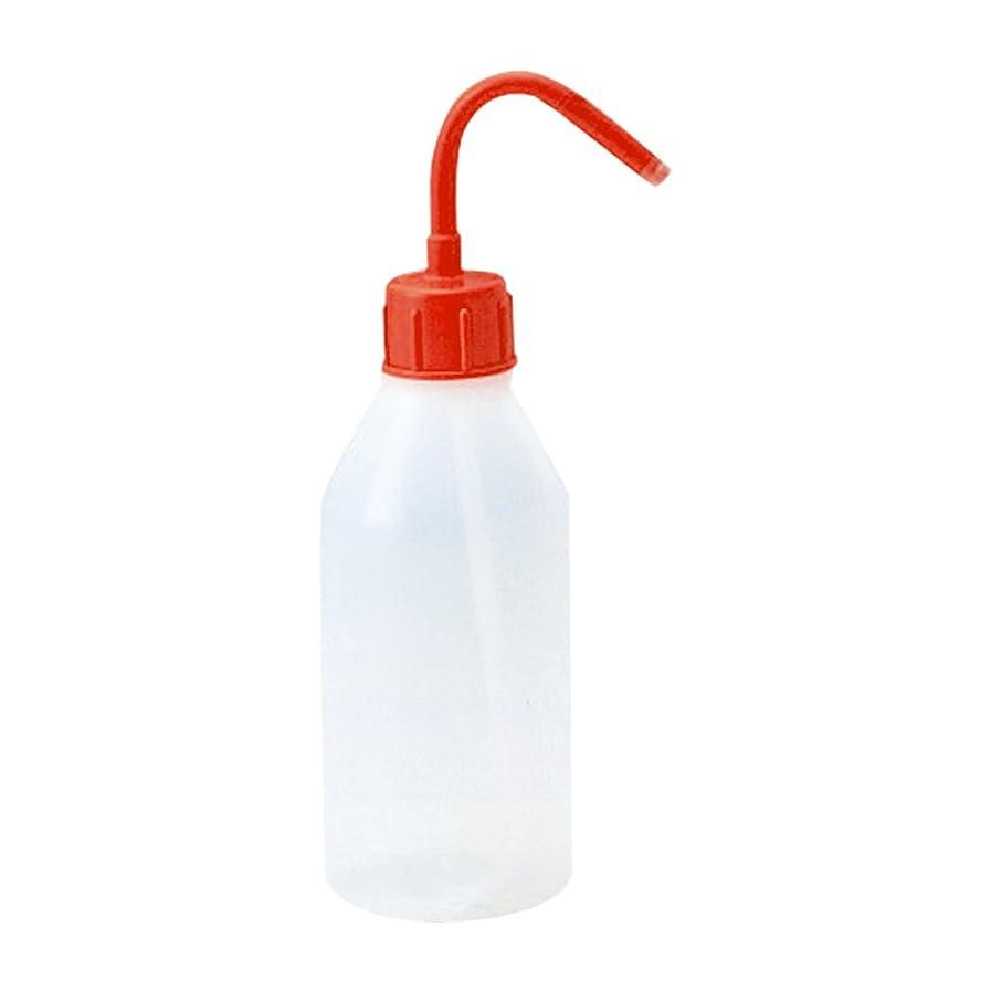 エアフ゛ラシ用水差 250ml 赤