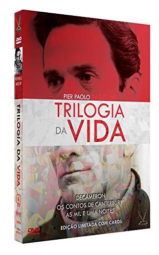 TRILOGIA DA VIDA - (Caixa com 03 DVDs)