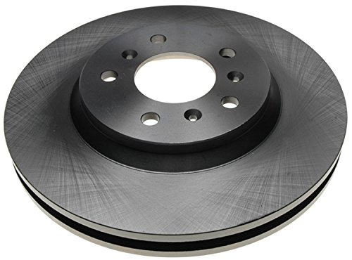 ACDelco 18A2322A Advantage Non-Coated Front Disc Brake Rotor