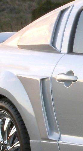 09 Mustang Quarter Window - 1