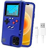 Funda de Teléfono para Juegos para iPhone,LucBuy Cubierta Protectora Estuche con 36 Juegos,Pantalla a Color,Estuche de...