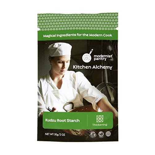 Pure Kudzu (Kuzu) Root Starch Powder ⊘ Non-GMO ❤ Gluten-Free ☮ Vegan - 50g/2oz